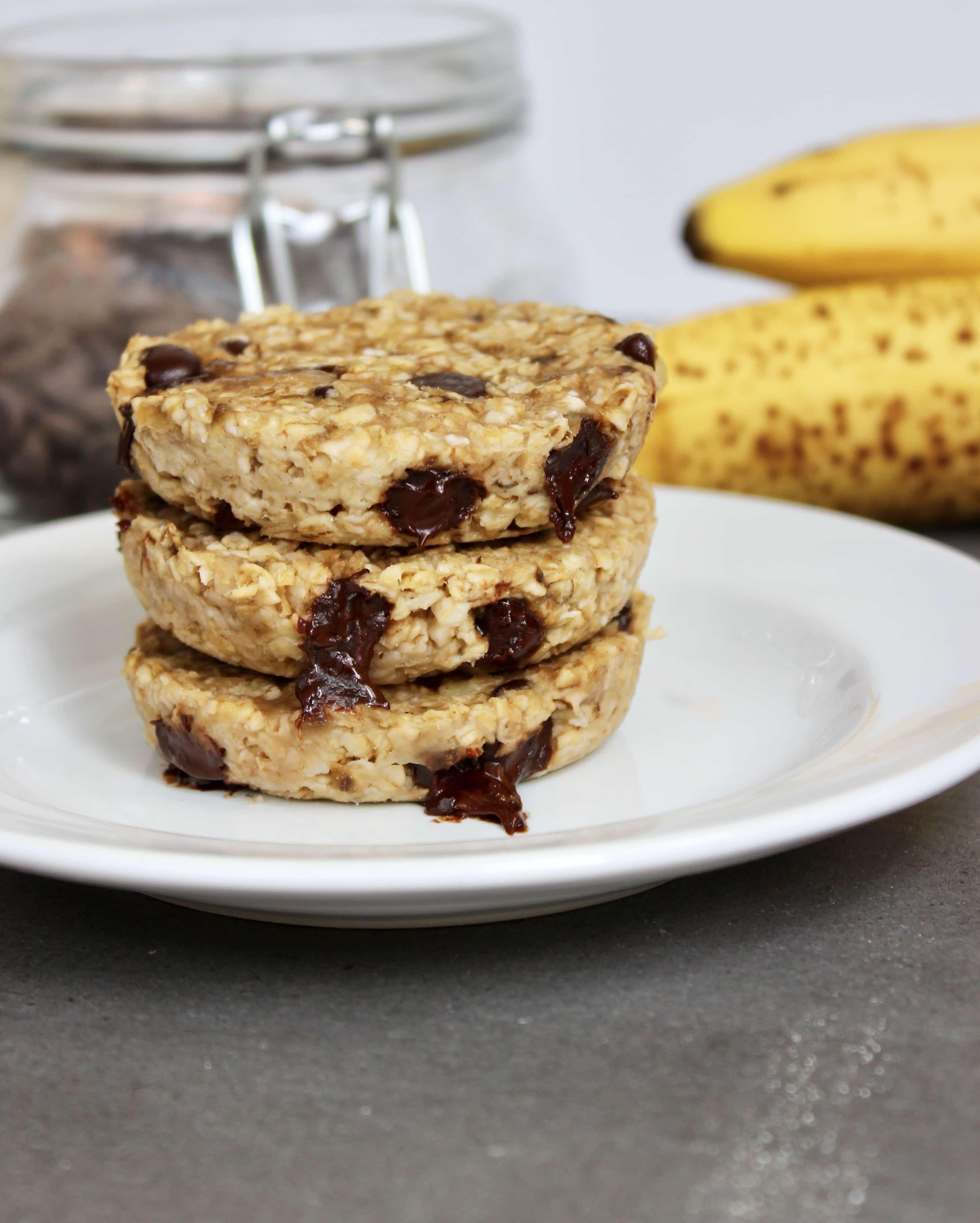 4 Ingredient Chocolate Chip Mug Cookie Kelly Jones Nutrition