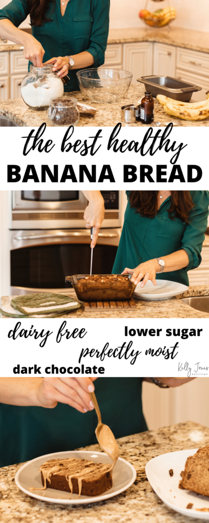 best healthy banana bread