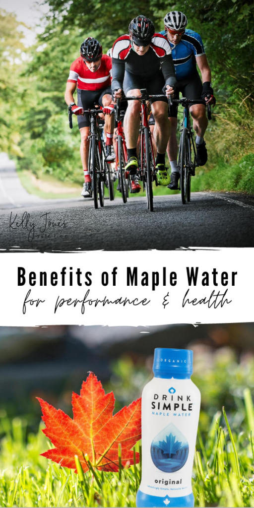 benefits of maple water for performance