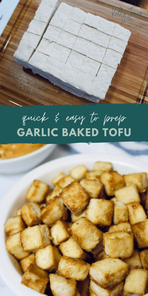 tofu meal prep