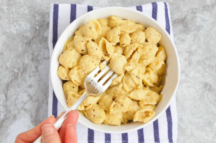 dairy free nut free mac n cheese